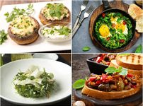 10 зеленчукови рецепти