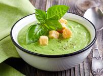 Супа с грах и шунка
