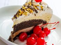 Бърза сладоледена торта