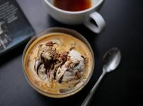 Афогато – сладолед с кафе по италианска рецепта