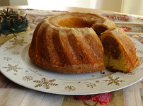 Видео рецепта: Кекс с крема сирене