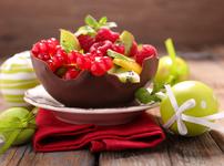 Как да си направим шоколадова фруктиера?