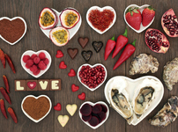 Афродизиаци за Свети Валентин и рецепти към тях