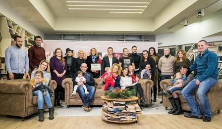 Fibank с нов благотворителен календар за 2018-а година