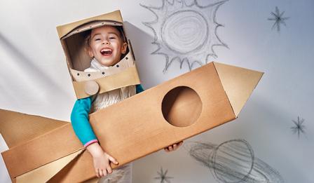 3 стъпки за повишаване креативността на децата