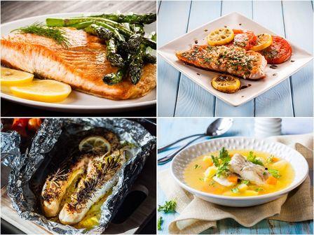 Фантастични рецепти с риба