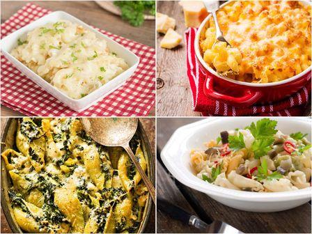 Рецепти за варени и печени макарони