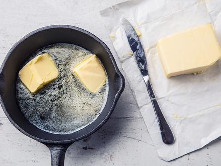 Ястия, които е по-добре да приготвите с масло