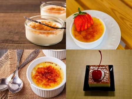 4 рецепти за домашен крем брюле