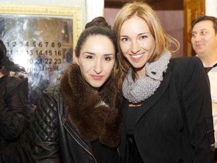 Сантра и Алекс Раева