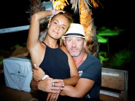 Радина Кърджилова и Деян Донков. Снимка: facebook