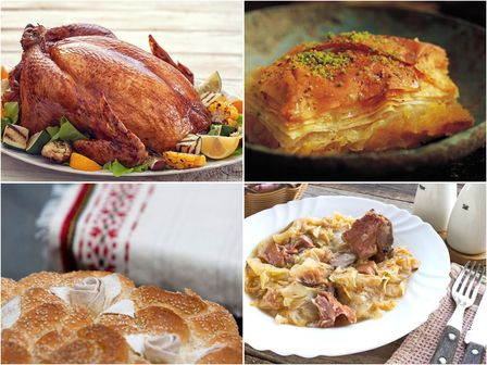 Рецепти за празничната трапеза на Коледа