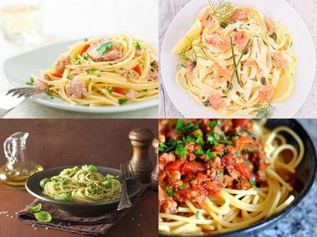 11 вкусни рецепти за спагети