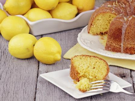 Лимонов кейк с лимонада