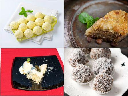 15 сладки рецепти за кокосови десерти