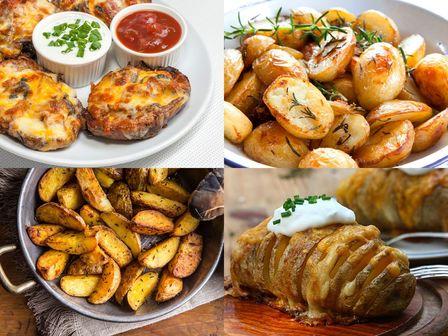 15 изкушаващи рецепти с картофи
