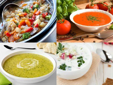 12 леки рецепти за лятна супа
