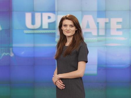 Елена Кирилова. Снимка: Bloomberg TV Bulgaria