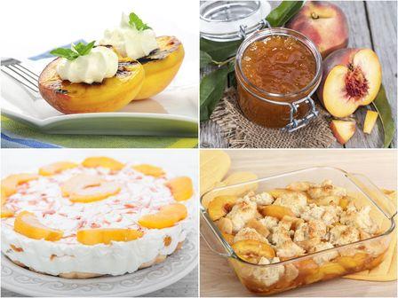 15 рецепти за сочни десерти с праскови
