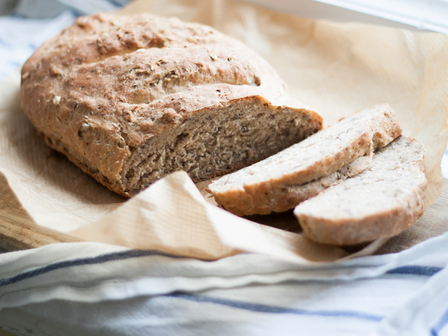 Хляб от спелта