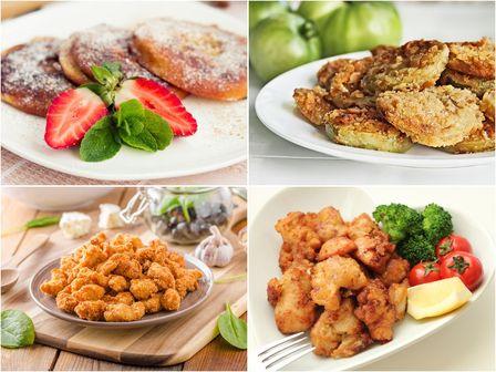 17 рецепти за панирани вкуснотии