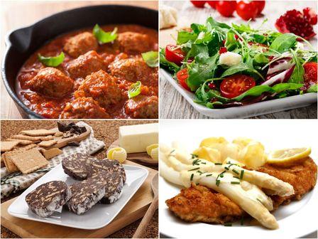 15 рецепти от италианската кухня, различни от паста