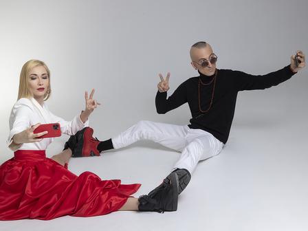 Дони и Нети. Снимка: Костадин Кръстев - Коко
