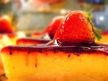 Реване с пресни ягоди