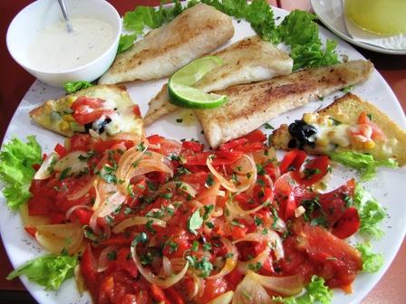 Най-добрите рецепти за риба на едно място
