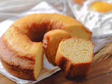 Обикновен ванилов кекс