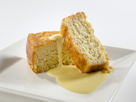 Домашен царевичен хляб