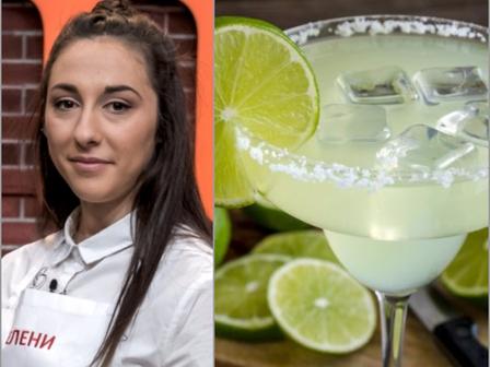 Любимият летен коктейл на Елени е