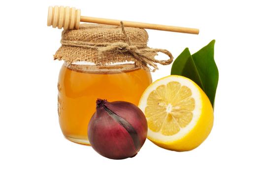 قناع البضل والعسل للشعر